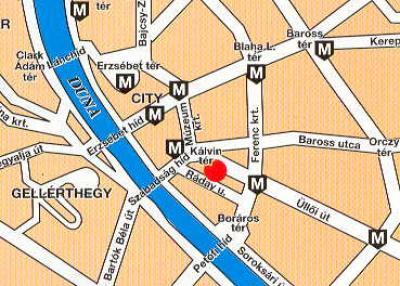 budapest hotel térkép Ibis hotel Centrum Budapest térkép city hotel budapest budapest hotel térkép